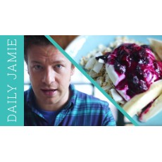 Try Jamie's breakfast recipe at home and then let AMGD takes care of your meals the rest of the day!