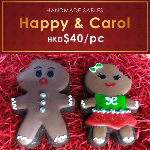 Happy & Carol (SOLD OUT)