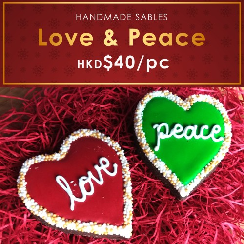 Love & Peace (SOLD OUT)